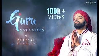 Gambar cover Guru Invocation (Peaceful Meditation) - Priyesh Dhoolab