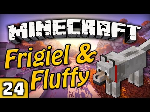 Frigiel & Fluffy : La Reine Gelée | Minecraft -  S3 Ep.24