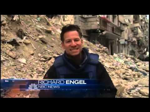 Richard Engel Inside War-Torn Syria (Dec 13, 2012 - NBC)