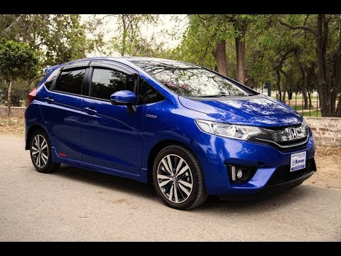 Honda Fit Hybrid 2018 Full Review In Pakistan 1 5l Engine Automatic