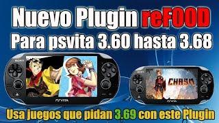 reF00D Juegos de cualquier version en tu psvita con reF00D Para Psvita