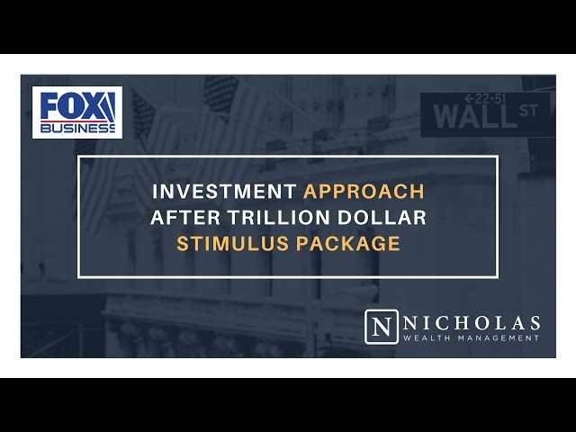 Investment Approach after the $1.9 Trillion Stimulus Package