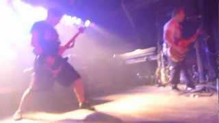 Killerpilze - Komm Komm.com @ Backstage Halle, München 02.11.2012