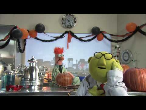 Carve-O-Matic (#2Q975)| Muppet Labs Experiment | Dr. Bunsen Honeydew and Beaker | The Muppets