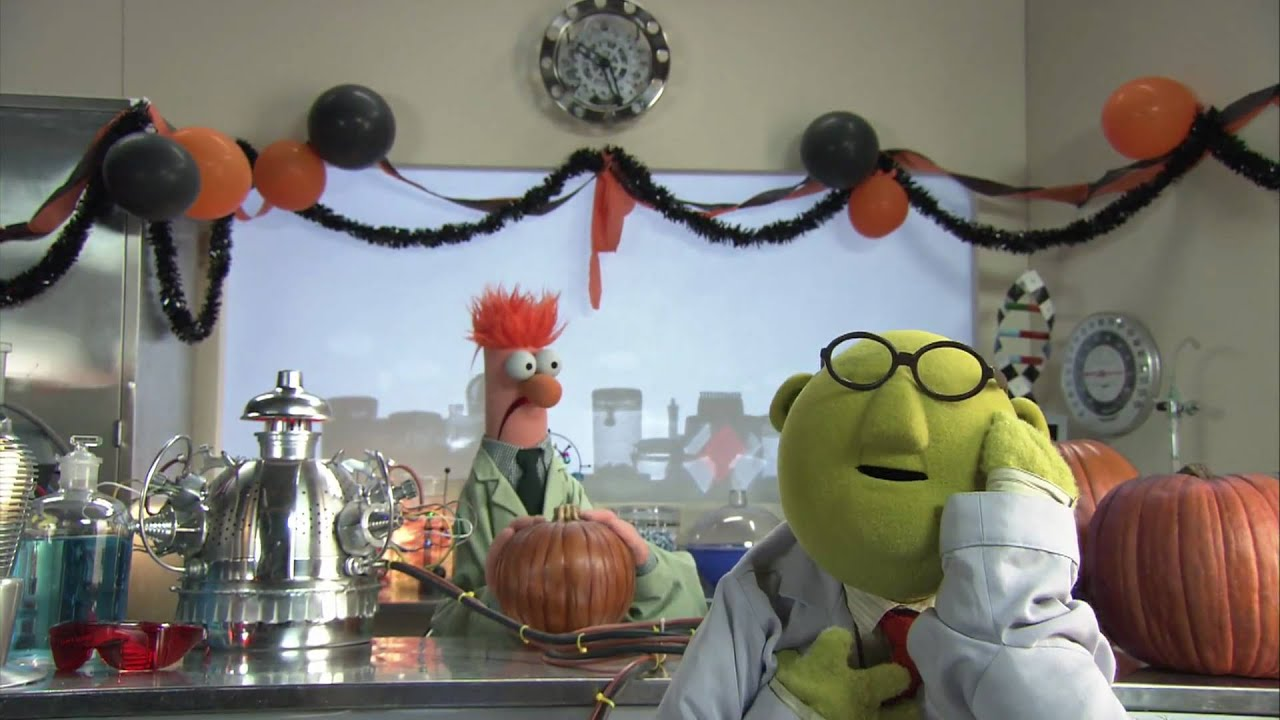 Carve-O-Matic (#2Q975)| Muppet Labs Experiment | Dr ...
