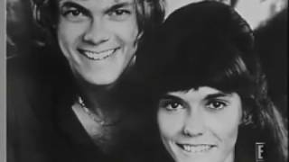 E! True Hollywood Story KAREN CARPENTER (Part 1)
