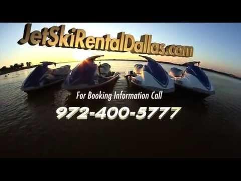 Jet Ski Rental Dallas