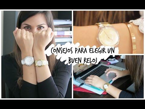 Consejos para elegir un buen reloj | Blog OMG!