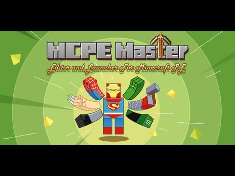 Master for minecraft launcher скачать на андроид бесплатно v.0.15.0
