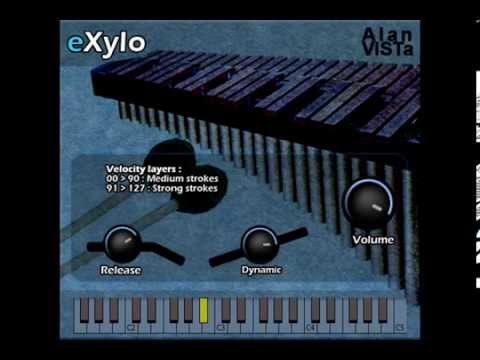 Alan ViSTa launches eXylo free xylophone VSTi and