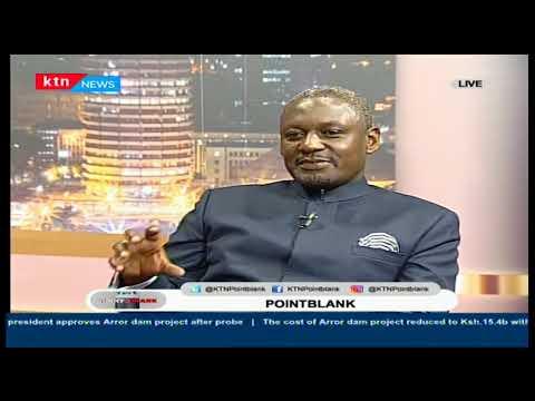 Point Blank: Tony Gachoka with Otiende Amollo part 3