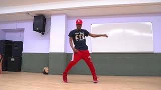 "Deshawn Da Prince Choreography | Ty $ign ""Drop Top In The Rain"""