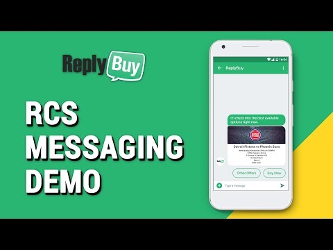 The Future of Text Message Marketing: RCS Business Messaging