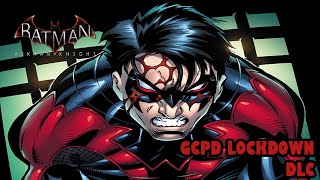 Batman™: Arkham Knight (Xbox One): GCPD Lockdown DLC