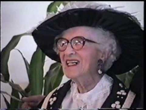 Meeting Millvina Dean - Last Titanic Survivor - YouTube