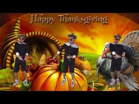 The Turkey Song - Thanksgiving Sing Along Song