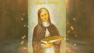 La iglesia católica celebra hoy a Santa Otilia