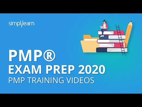 PMP® Exam Prep 2018 | PMP® Certification Preparation | PMP Training Videos | Simplilearn