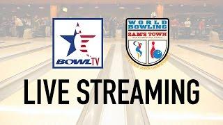 2015 World Bowling Senior Championships - Men's Team (Qualifying - Round 1)