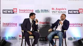 Prasad Potluri - Full Video of 29th INSPIRING CONVERSATIONS. Interviewed by Agnelorajesh Athaide