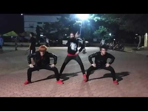 Trumpets Challenge by: P.R. Dance Crew - Philippine Replika