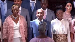 Baixar Stand by me performed by Karen Gibson and The Kingdom Choir The Royal Wedding