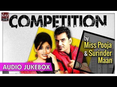 Competition - Official Album | Miss Pooja & Surider Maan | Superhit Punjabi Songs | Priya Audio