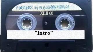 DJ Fix (ft. Rockattack Ten) 2 Brotherz In Business - intro (demo) 1989