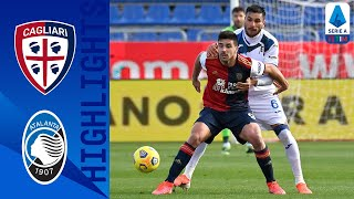 Cagliari 0-1 Atalanta | Luis Muriel Strikes Late to Steal Victory! | Serie A TIM
