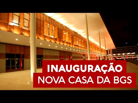 INAUGURAÇÃO SÃO PAULO EXPO - NOVA CASA DA BGS