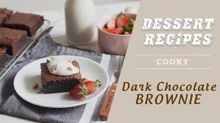 Cách làm Bánh brownie chocolate ngon tuyệt - Cooky TV