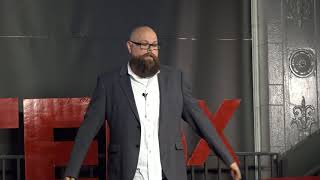 The real story of Pinoccoio | Jason Cooksey | TEDxWoodwardPark  | Jason Cooksey | TEDxWoodwardPark