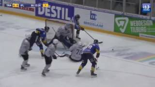 DESTIL TRAPPERS VS. Icefighters Leipzig ( 12-02-17 )