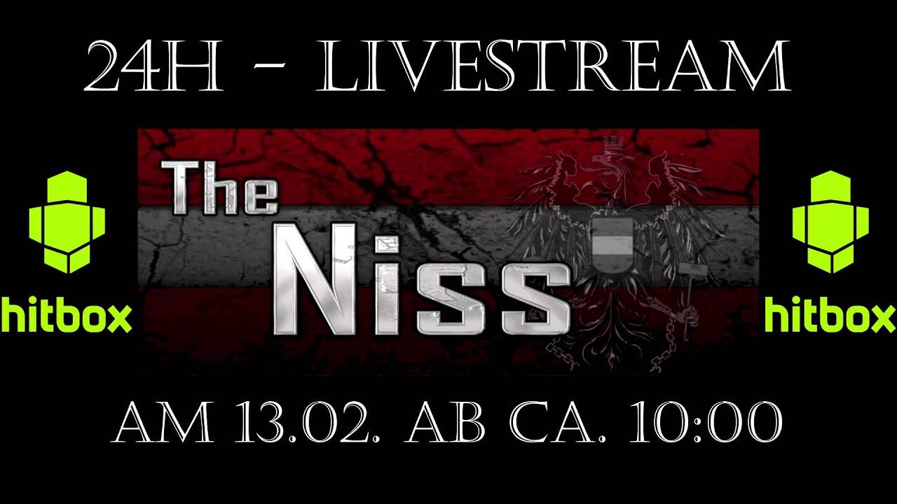 24h Livestream
