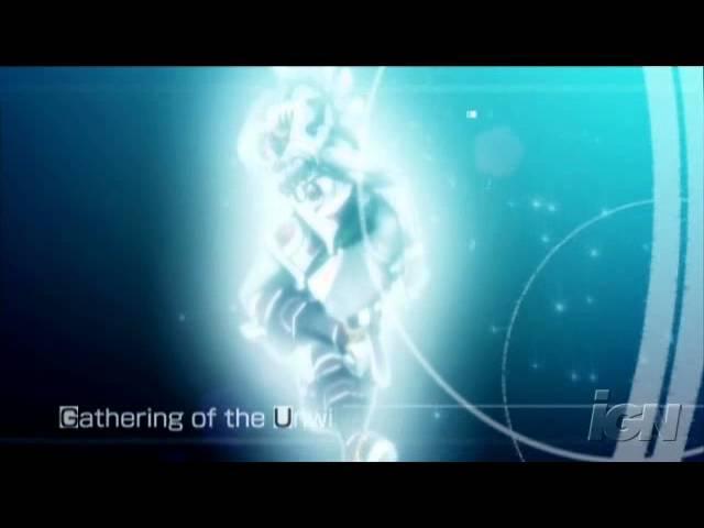.hack//G.U. Vol.3: Redemption PlayStation 2 Trailer - US