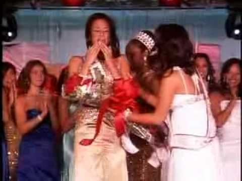 Miss New Jersey USA 2010 Crowning Moment