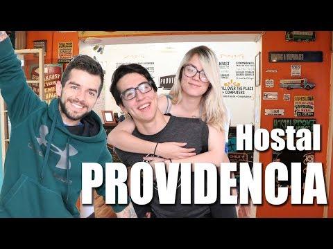 #Chile | Me fui a vivir a un hostal | Hostal Providencia| So