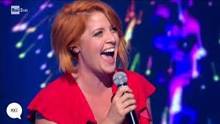 """Noemi canta """"Autunno"""" - Quelli che il calcio 17/09/2017"""