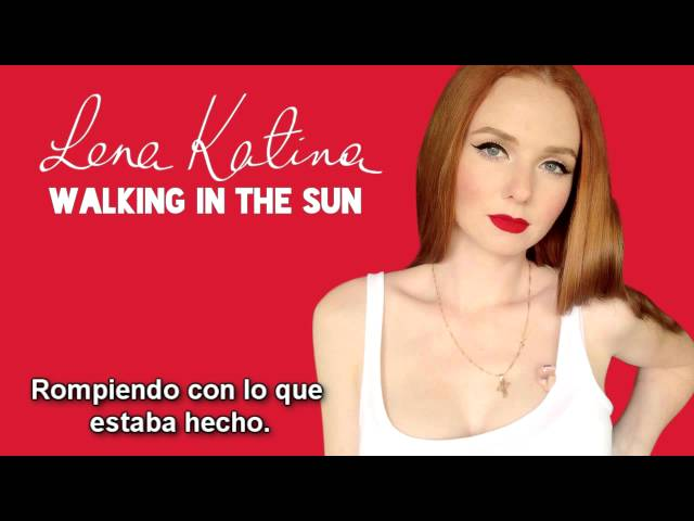 Walking in the sun lena katina shazam stopboris Choice Image