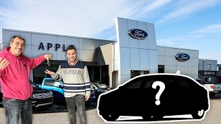 SURPRISING MY BROTHER WITH HIS DREAM CAR!!
