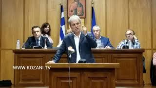 Γ. Αμανατίδης στο Περ. Συμβούλιο για ΔΕΗ