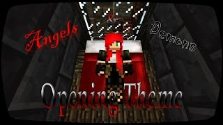 minecraft roleplay angels and demons opening