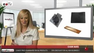 Office Chair Mat Video Guide |euroffice
