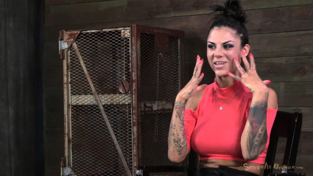 Bonnie Rotten interview 2013 bonnie rotten tied