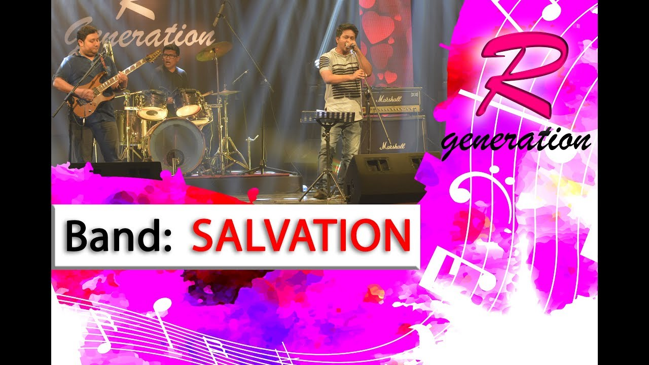 R Generation | Band: SALVATION | EP-14 | Ayub Bachchu | Rtv Music