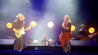 Chris Stapleton (and Morgane Stapleton) - Might As Well Get Stoned (10/14/2016) Nashville, TN