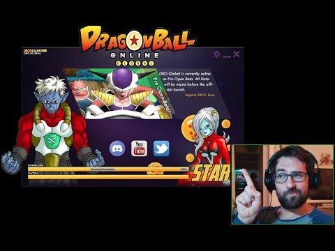 STARTING A DRAGON BALL ADVENTURE!! DRAGON BALL ONLINE