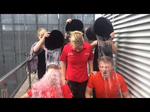 The Insurance Insider Ice Bucket Challenge
