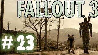 "Fallout 3. Прохождение # 23 - Завод ""Ядер-кола""."