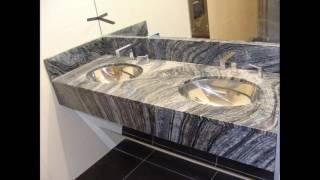 Bathroom wash basin counter designs